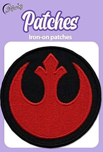Star Wars Nice item Jedi Order design iron on patch