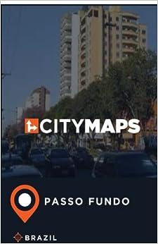 City Maps Passo Fundo Brazil