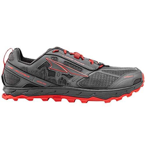 Chaussures Peak 0 Altra Grey Aw18 4 Course Mesh Lone Sur Orange De Sentier Low pr6wp
