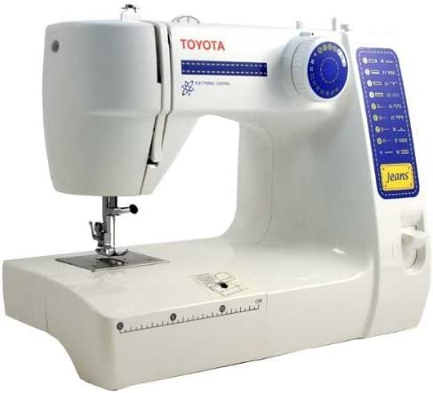 TOYOTA Máquina de coser JFS18: Amazon.es: Hogar