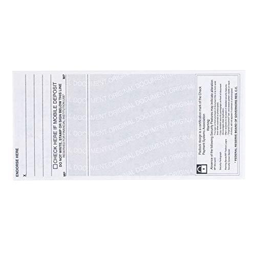 Marble Designer Personal Checks 1 Box Singles, Green