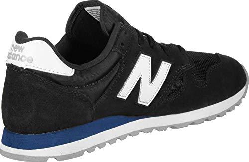 New Balance New Negro Balance Calzado U520 UwCCO0q