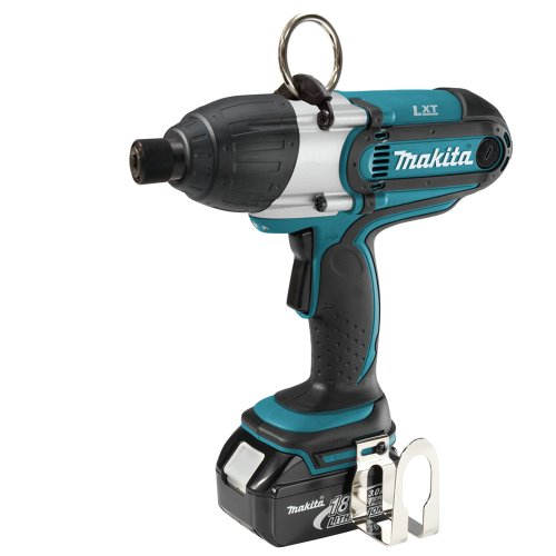 Makita LXWT01 18-Volt LXT Lithium-Ion Cordless 7/16-Inch Hex High Torque Impact Wrench Kit (Discontinued by Manufacturer)