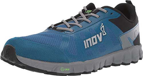 Inov-8 Mens Terraultra G 260 | Ultra Trail Running Shoe | Zero Drop | Perfect for Running Long Distances on Hard Trails and Paths | Blue/Grey 13 M US
