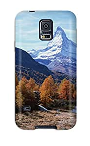 Hot Premium Mountain Heavy-duty Protection Case For Galaxy S5 8525592K40088057