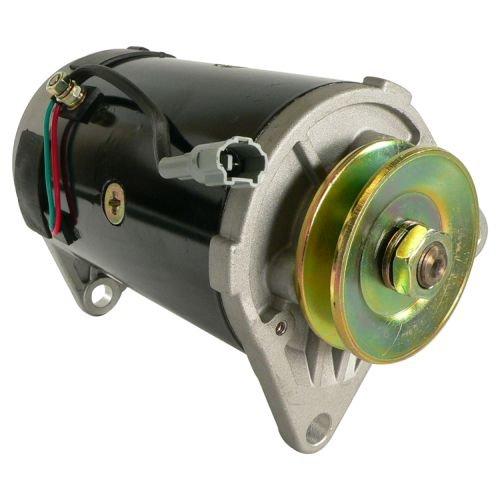 DB Electrical GHI0002 Starter Generator for Yamaha G16-G22 Golf Cart GSB107-06 Years 96-On JN6-H1100-00-00, JN6-H1100-01-00, JN6-H1100-02-00