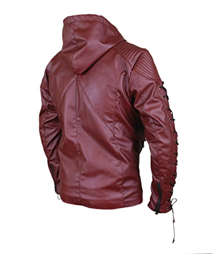 Haynes Colton Hooded Jacket Arrow Arsenal Harper Maroon Roy F amp;H Men's TYnAUA0