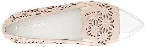 CAFèNOIR Ea, Women's Unlined Low House Shoes Pink - Pink (333 Cipria)