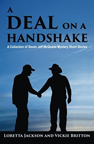 book cover of A Deal On a Handshake