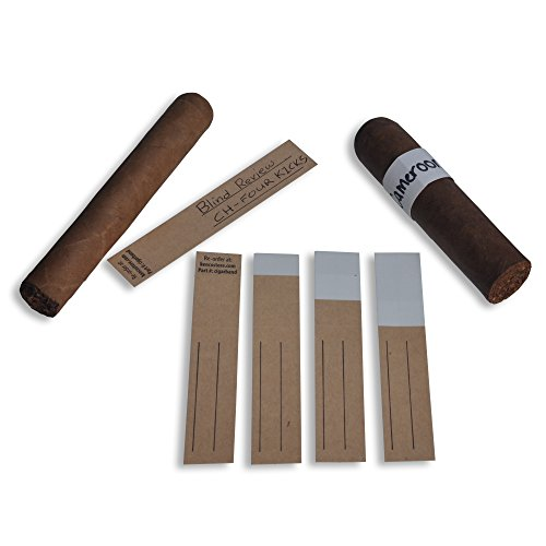 Blank Cigar Bands, 400 Per Pack (Labels Band Cigar)