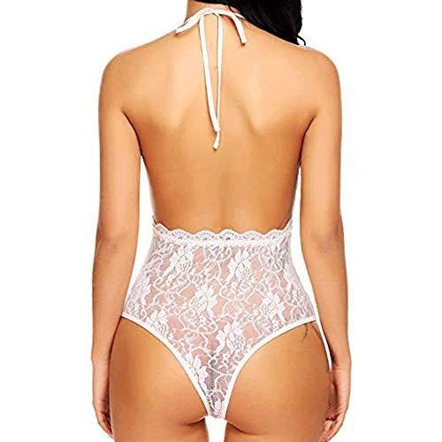 E Body Sexy Bianco Pizzo Lingerie ASHOP Il CavalloCompletini Ciglia Sexy Orsacchiotti Donne Intimi Scatta Sexy Donna 4qH8ycw4B