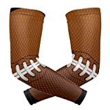 Perfectly Customized Arm Sleeves Football Family Man Baseball Long Cooling Sleeves Sun UV Compression Arm Covers