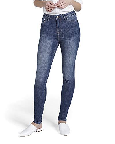 f5c94203679 Orvis Women's Dish Performance High-Rise Skinny Jeans, Indigo Blue, ...