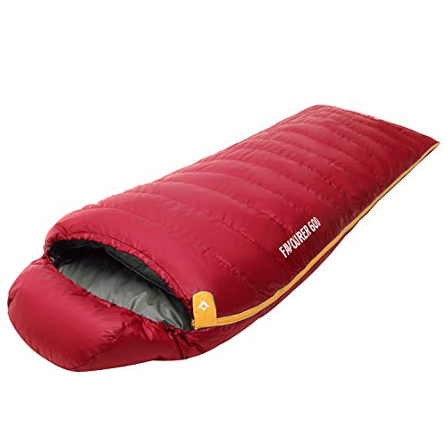 KingCamp Duck Down Lightweight Compact -4 ℉ Sleeping Bag w