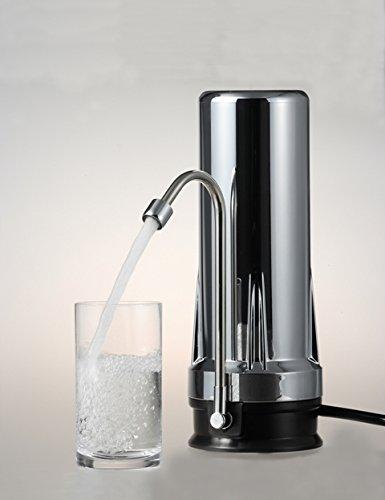 ハイテク・ヘルスウォーター2シルバーセット 8年間カートリッジ不要 酸化還元浄水器 水道水が名水に変身 シルバー ハイテクヘルスウォーター