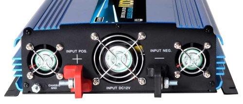 Power PW1500-12 Inverter 1500 Watt 12