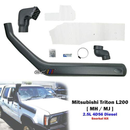 NEW! 4x4 Off Road Snorkel Kit For Mitsubishi Triton L200 2.5L Diesel 1989-1996