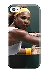 Tpu Shockproof/dirt-proof Serena Williams Tennis Cover Case For Iphone(4/4s)