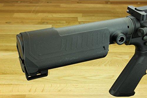 Thordsen Customs Enhanced AR/AK Cheek Rest Kit - Black -