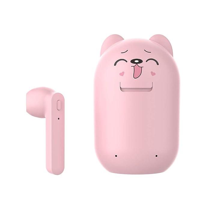 Lukame Tw-T12 Auriculares inalámbricos estéreo Bluetooth de ...