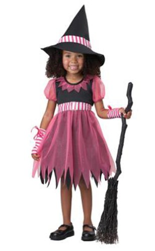 Pinky Witch Costumes (California Costumes Pinky Witch Costume, 3-4)