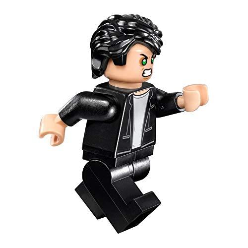 LEGO City MiniFigure Dark Blue Pants Suit, Glasses 60134 Businesswoman