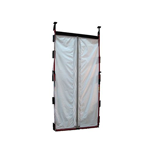 "Fastcap 02091 3rd Hand 48"" Magnetic Dust Barrier Door Sys..."