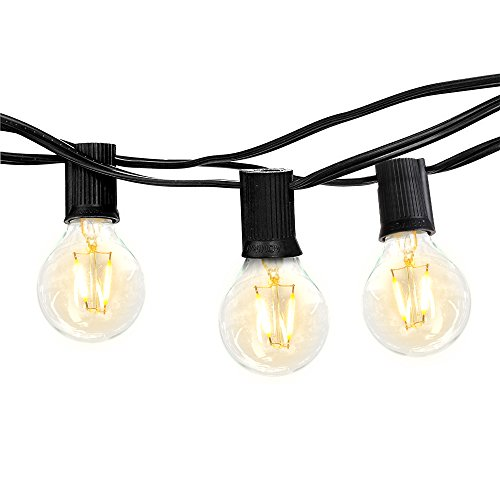 Solar Led Globe String Lights - 1