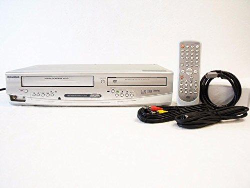 Sylvania DVC841G Progressive Scan DVD/VCR Combo [Electronics] by Sylvania