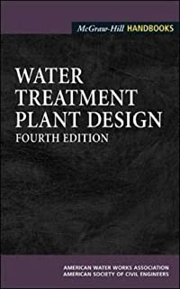 Amazon com: Water Treatment Plant Design, Fifth Edition