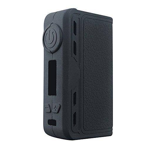 Smoant Charon 218W TC Protective Gel Skin Case Cover Sleeve Wrap Fits 218 Watt Smoant Charon (Black) [並行輸入品] B075Q74Y45