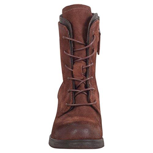 Miz Mooz Sloanne Womens Ankle Boot Brandy MlXV3Bi2