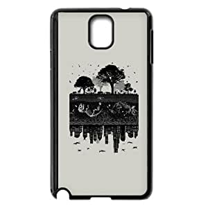 Samsung Galaxy Note 3 Cell Phone Case Black Timelines Of Earth Eekhm