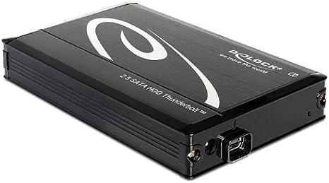 DeLock 42490 - Disco Duro Externo (2.5, SATA HDD, 600 Mbit/s ...