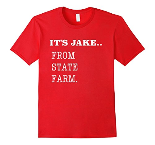 Men's Cool T-shirt - IT'S JAKE From State Farm 3XL (Jake From State Farm Shirt)