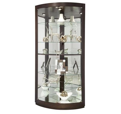 Howard Miller 680603 Gillian Display Cabinet by Howard Miller