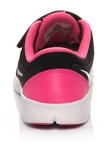 Nike 844419-015, Botas de Fútbol para Hombre Negro (Black / White / Paramount Blue / Blue Tint)