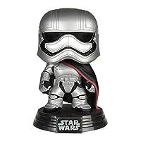 FUNKO Pop! Star Wars Captain Phasma The Force despierta figura de vinilo