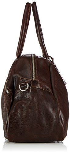 500 Adulta In brown Bag Dakota Pelle Unisex Borsa Marrone Cowboysbag zYRBIn