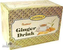 Intra Instant Ginger Drink (Jahe Wangi) in 16oz (500g) Box. by Jahe (500g Drink)