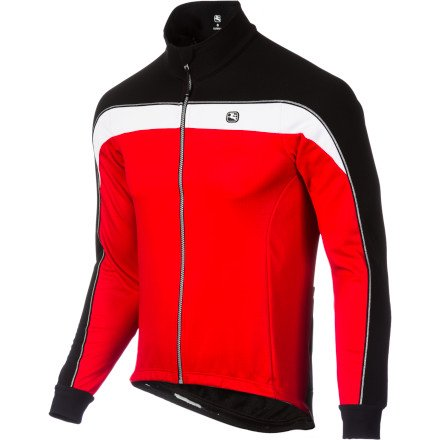 Giordana Silverline Men's Jacket Red/Black/White, S