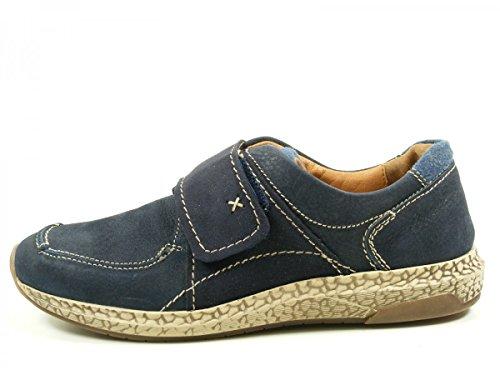 Josef Seibel Damen Lia 07 Sneakers Blau (Ocean 590)