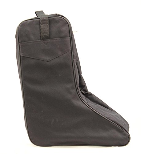 M&F WESTERN PRODUCTS.INC. Foot And Headwear Mens Boot Bag Cord Twin Black ()