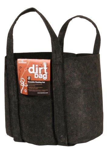 Dirt Pot Hgdb200 Dirt Bag Reusable Planting Pot  200 Gallon