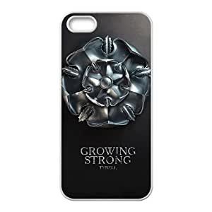 iPhone 5 5s Cell Phone Case White Game of Thrones Fpvn