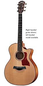 Taylor Guitars 514ce-L Grand Auditorium Acoustic Electric Guitar, Left Handed