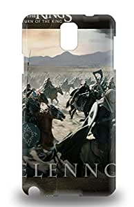 Hot Snap On American The Lord Of The Rings The Return Of The King Fantasy Adventure Hard Cover 3D PC Case Protective 3D PC Case For Galaxy Note 3 ( Custom Picture iPhone 6, iPhone 6 PLUS, iPhone 5, iPhone 5S, iPhone 5C, iPhone 4, iPhone 4S,Galaxy S6,Galaxy S5,Galaxy S4,Galaxy S3,Note 3,iPad Mini-Mini 2,iPad Air )