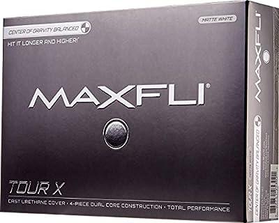 Maxfli Tour X Total Performance Urethane Golf Balls