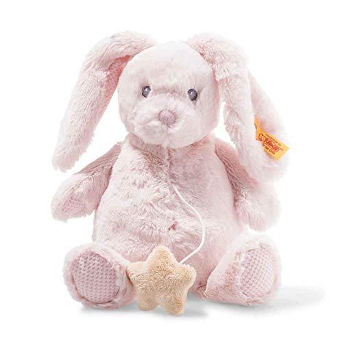 (Steiff Belle Bunny Music Box Plush 10