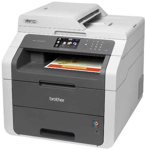 Brother MFC9130CW Printer Scanner, and Amazon Replenishment